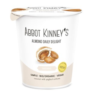 Dessert végétal à l'amande Abbot Kinney's - 400 ml 717749