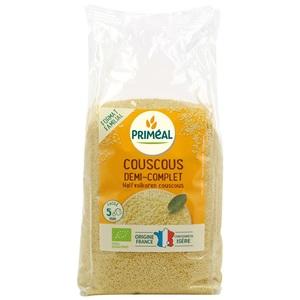 Couscous bio demi-complet origine France - 1 kg 719974