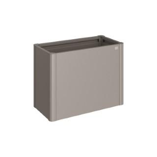 Bac à plantes Belvedere® taille S gris quartz 102 x 52 x 77 721291