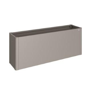 Bac à plantes Belvedere® taille M gris quartz 201 x 52 x 77 721292