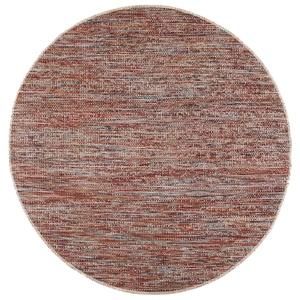 Tapis coloris marmelade en polypropylène Tissia Winkler – Ø 160 cm 723049