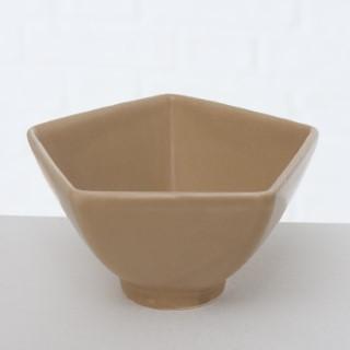 Coupelle calma beige taille 2 en céramique Ø18,5x9 cm 723755
