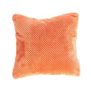 Coussin flanelle polyester L 45 x l 45 x H 12 cm 723911