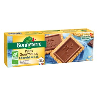 Petits gourmands chocolat lait 126g 725472