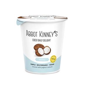 Dessert végétal à la noix de coco Abbot Kinney's - 400 ml 726575