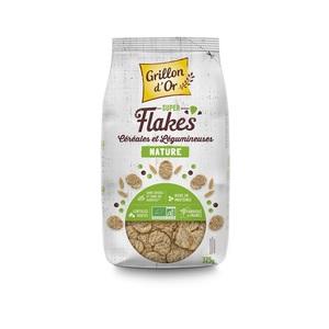 Super Flakes aux céréales et légumineuses Nature - 325 g 726983
