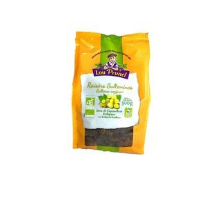 Raisins moelleux bio - sachet de 500 g 726991