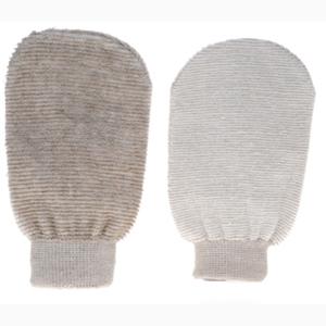 Gant de massage bambou/lin 23x13 cm 727613