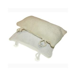 Oreiller de bain coton-éponge 37x18 cm 727616