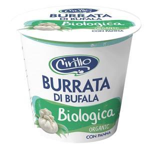 Burrata Di Bufala bio Cirillo - 200 g 738689