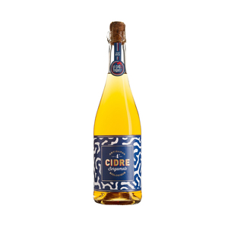 Cidre Bergamote Bio bouteille 33 cl 738882