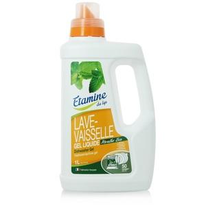 gel liquide lave vaisselle 1 l produits vaisselle bio etamine du lys alimentation bio botanic. Black Bedroom Furniture Sets. Home Design Ideas