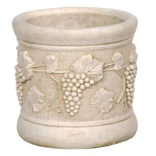 Vase tonneau raisin H 38 x Ø 39 cm 777958