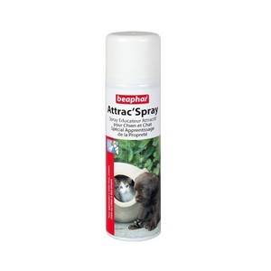 Spray éducateur attractif chiot/chaton Beaphar 796933