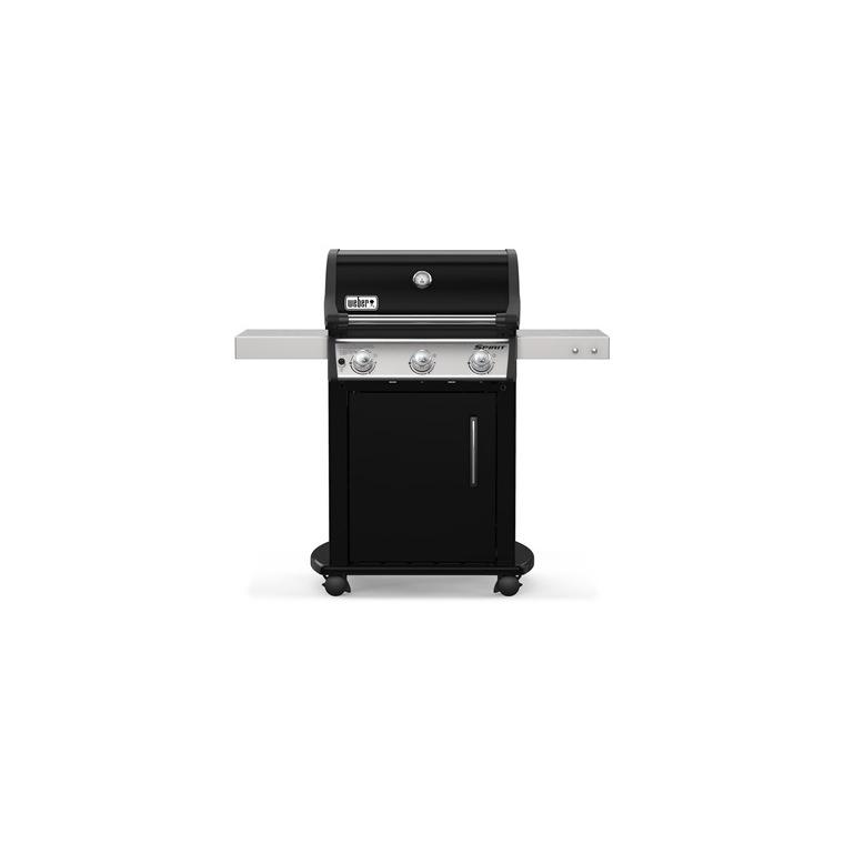 Barbecue à gaz Spirit premium E-315 avec plancha 132 x 61 x 115 cm 700670