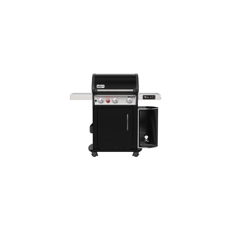 Barbecue à gaz Spirit EPX-325S GBS noir 132 x 61 x 115 cm 700675
