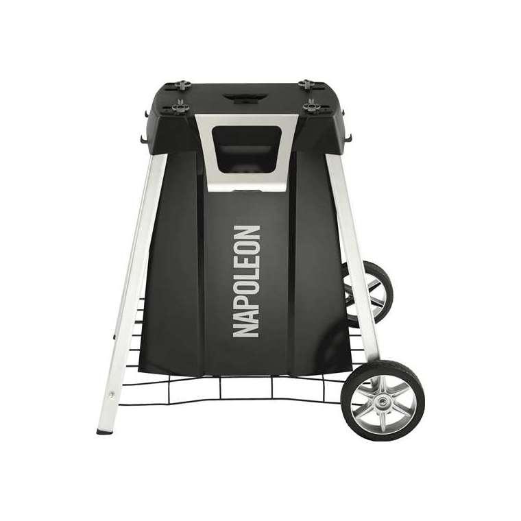 Chariot pour barbecue travel électrique 77 x 53 x 71 cm 700682