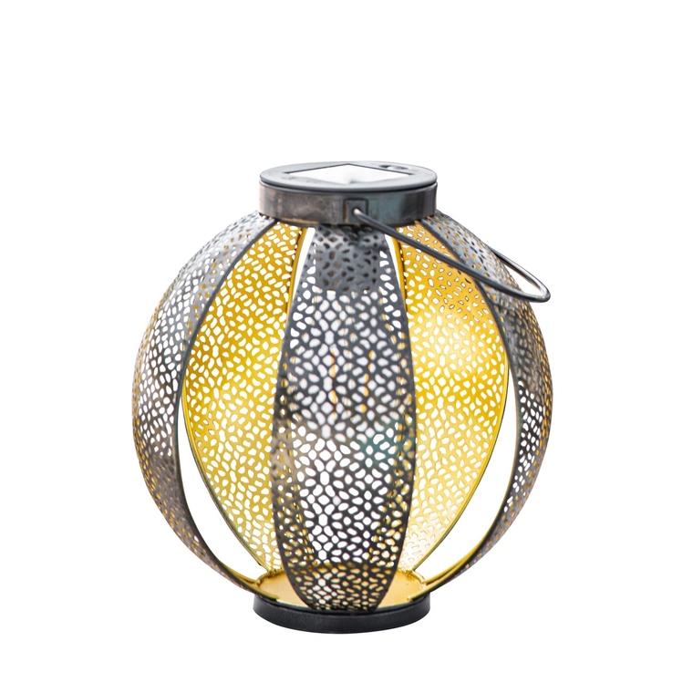 Lampe en verre Patio – 22 cm de haut 700702