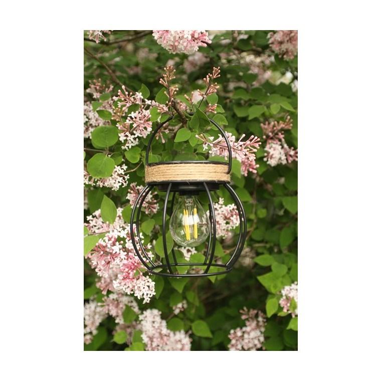 Lanterne à poser Sienna à LED H 11,5 cm 700703