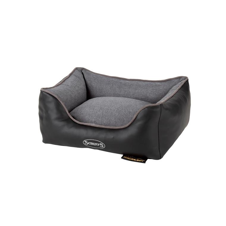 Corbeille scruffs hilton S gris 50x40 cm 700833