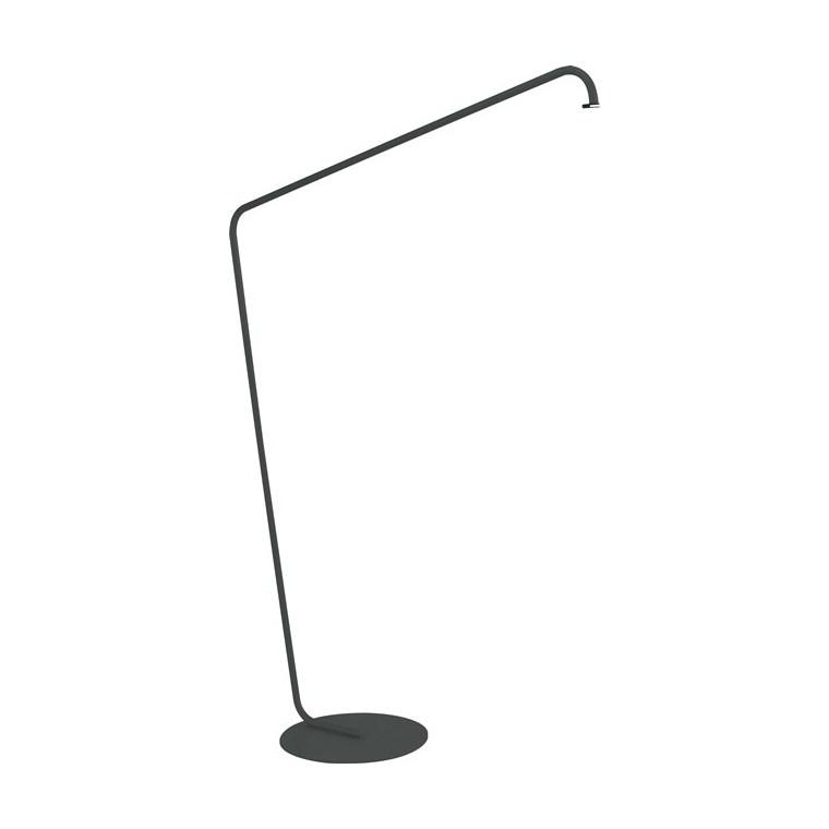 Pied déporté noir pour lampe Balad Ø 44 x 128 x 190 cm 702379