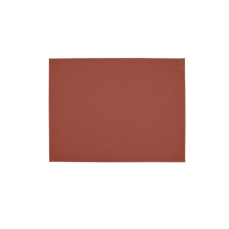 Set de table rouge ocre 34 x 45 cm 702382