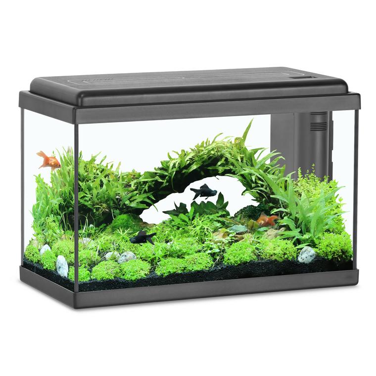 Aquarium ledbio 50 noir 45 L 704320
