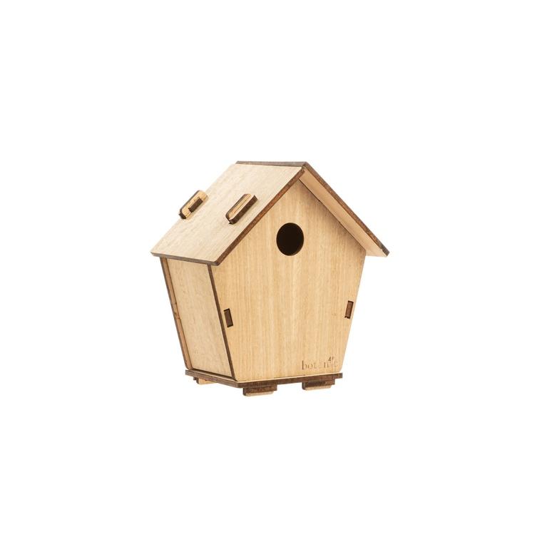 Kit nichoir en bois botanic® (à monter) 711278