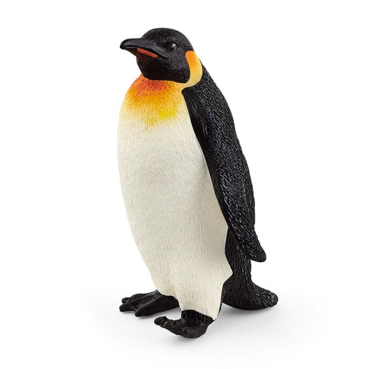 Figurine Manchot plastique 3,3x3,1x5,1 cm 3-8 ans 711447