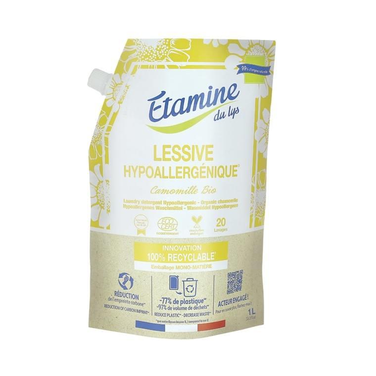 Doypack Lessive Hypoallergénique 1 L 711666