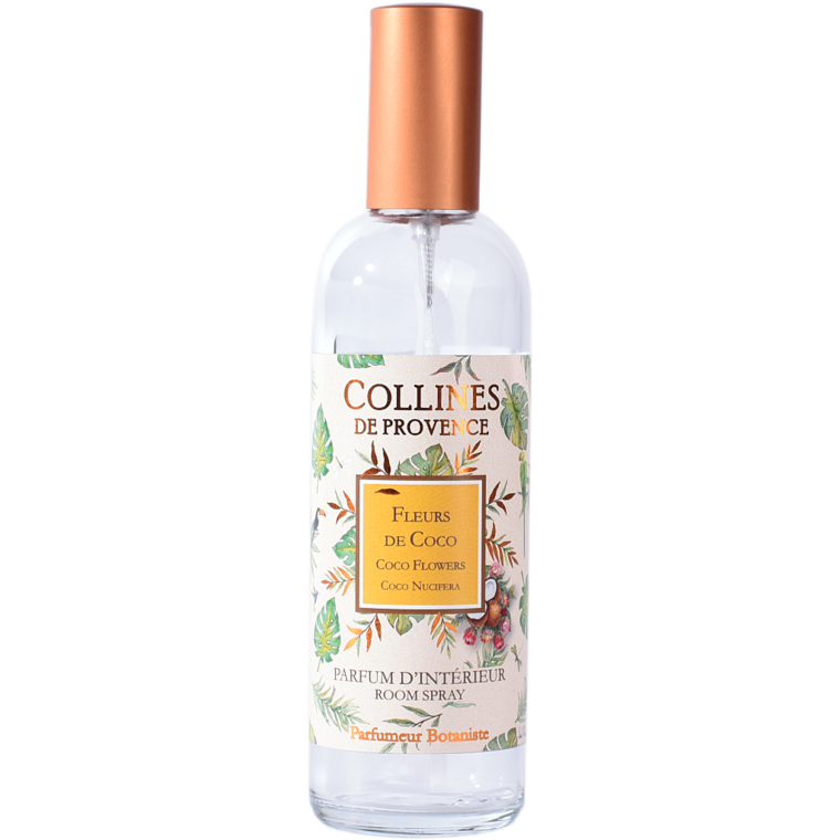Parfum d'intérieur fleur de coco 714734