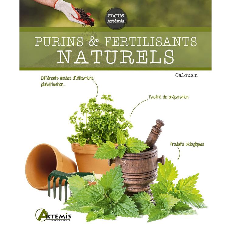 Purins et fertilisants naturels. Editions Artemis 715265