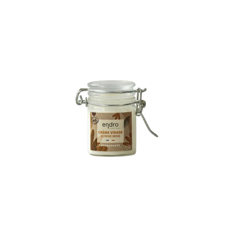"""Crème visage hydratante naturelle """"Bonne mine"""" - 50g 716208"""