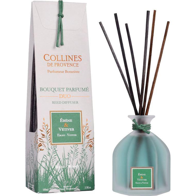 Bouquet parfumé ebene vetiver 100ml 716251