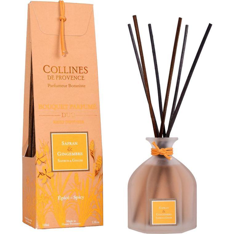 Bouquet parfumésafran gingembre 100ml 716255