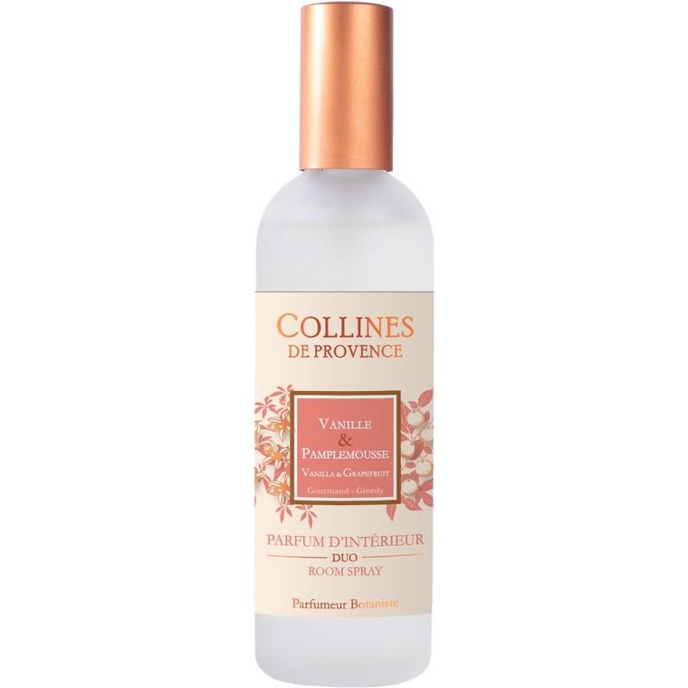 Parfum d'intérieur vanille-pamplemousse 100ml 716270