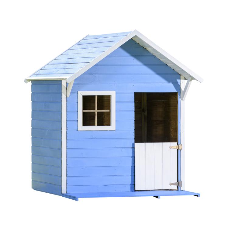 Maisonnette en bois Jane 171,2x126,4x162,4 cm 716412
