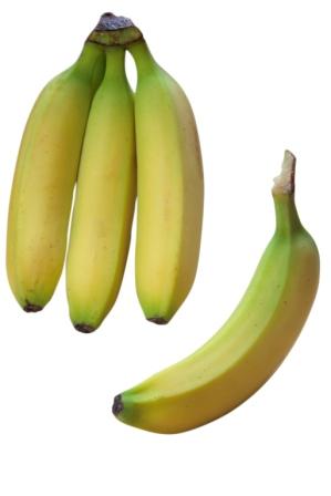 Banane bio 5 doigts de République Dominicaine - Prix à la pièce 732906