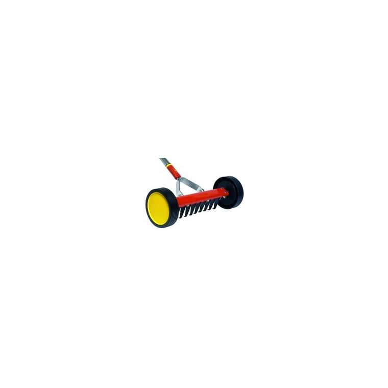 Scarificateur sur roues coloris jaune 781935