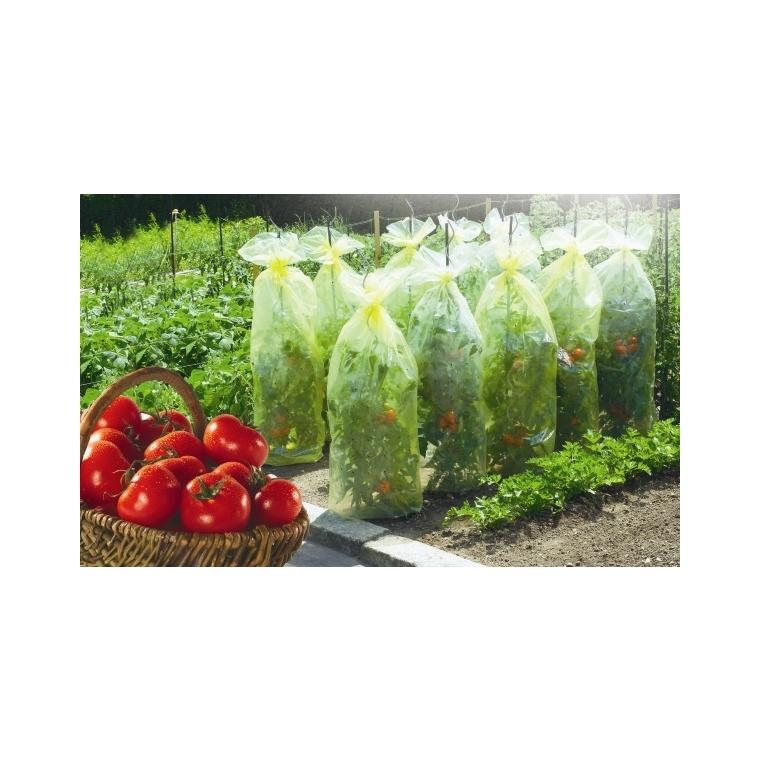 Housse à tomates coloris jaune 0,60x10 m 784626