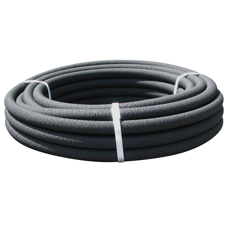 Kit tuyau poreux noir