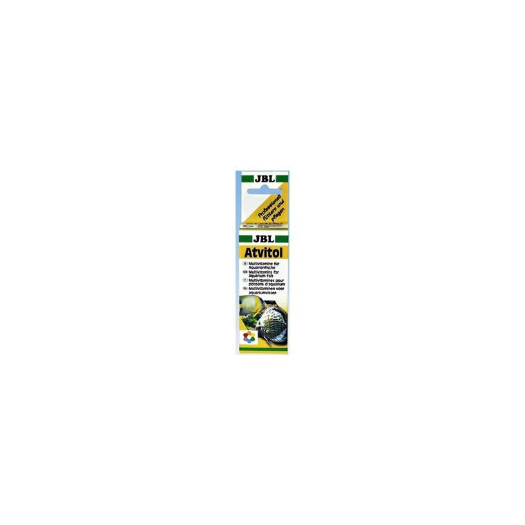 Atvitol vitamines blanc pour poissons 50 ml 792422