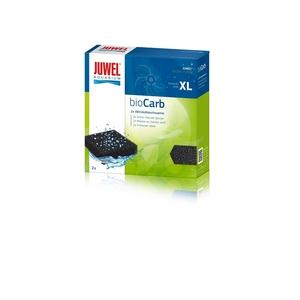 Éponge charbon taille jumbo noire 807640