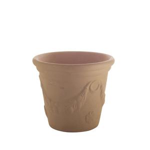 Pot à rinceaux en terre cuite H 37 x Ø 40 cm 822877