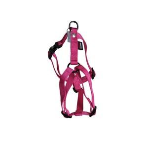 Harnais confort rose 25/35cm Martin Sellier 826553