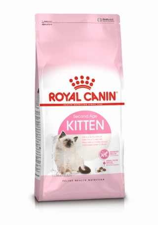 Croquette chat Royal Canin chaton 2kg 835983