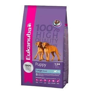 Croquette 3kg grande race puppy Eukanuba 849462