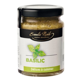 Basilic bio en pot de 90 g 851322