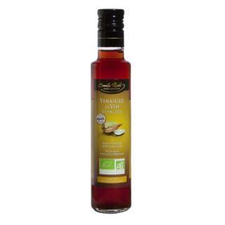Vinaigre d'échalote bio en bouteille de 250 ml 851348