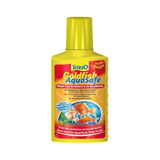 Tetra Goldfish AquaSafe 100ml 858248